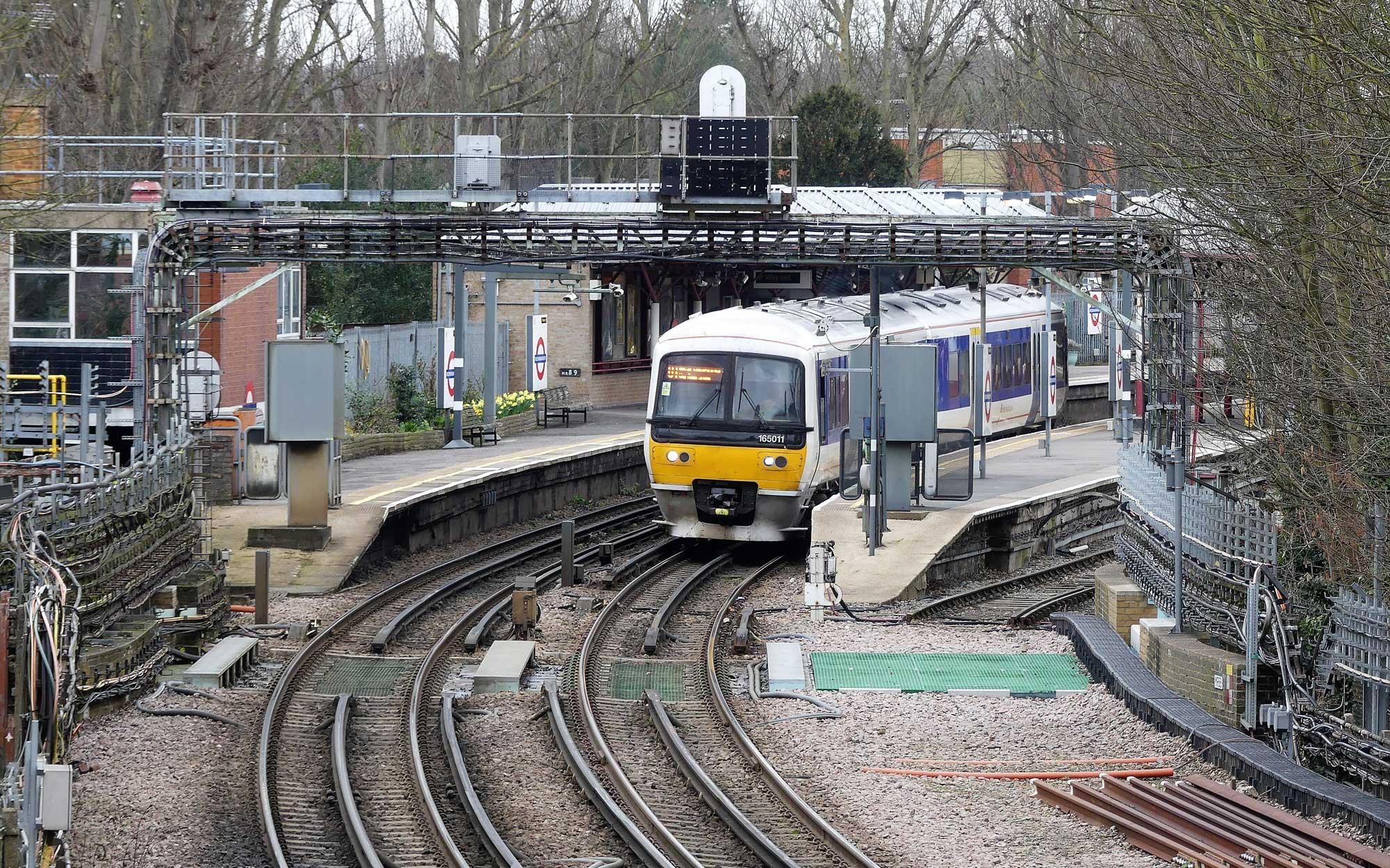 GRP-Rail