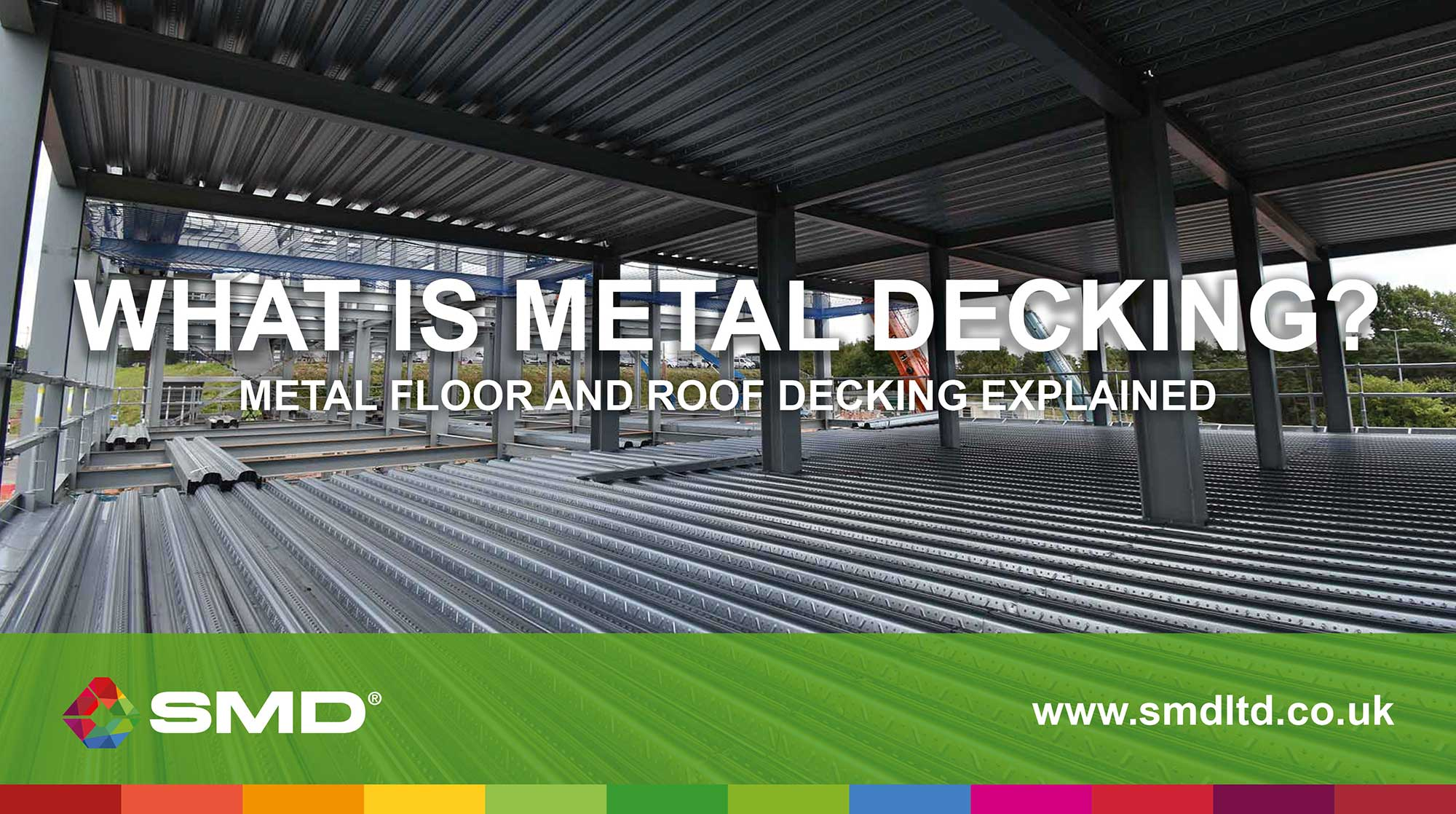 What is metal decking